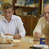 Встреча управляющей компании и жителей в неформальной обстановке