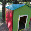 Ремонт детской площадки на Винере