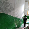 Начаты работы по ремонту третьего подъезда  дома № 6 ул. Солнечной