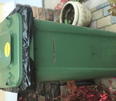 Санитарная обработка мусорных баков