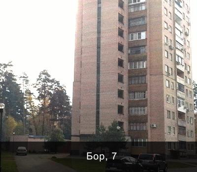 д. Одинцово, владение Бор, дом 7