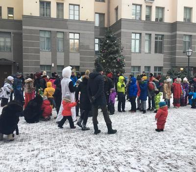 """Жилой комплекс """"Новая История"""""""