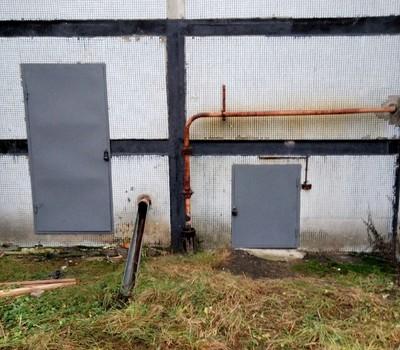 Замена дверей МКД ул. 50 лет Октября